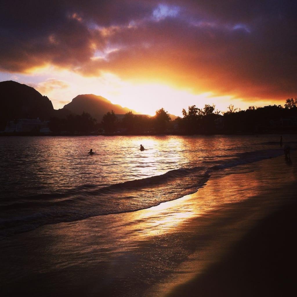 Kauai, bartnikowski