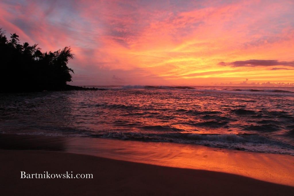 Kee Beach, North Shore, Kauai